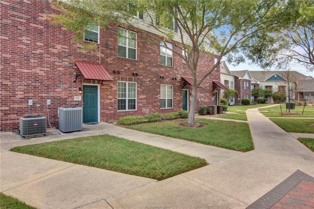 801 Luther Street #302, College Station, TX 77840 (MLS #18014356) :: RE/MAX 20/20