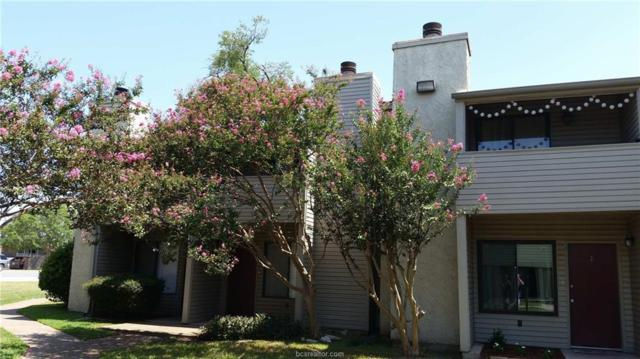 1900 Dartmouth Street C2, College Station, TX 77840 (MLS #18014364) :: The Shellenberger Team