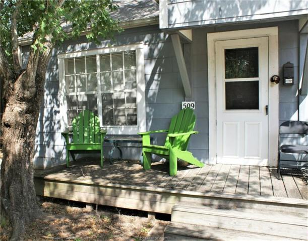 509 Old Jersey Street, College Station, TX 77840 (MLS #18014417) :: Treehouse Real Estate