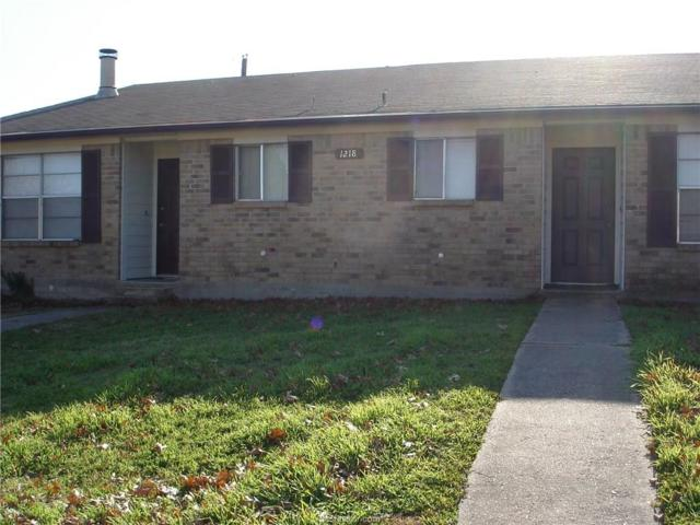 1218 April Bloom A-B, College Station, TX 77840 (MLS #18014448) :: NextHome Realty Solutions BCS