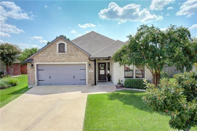 3908 Faimes Court, College Station, TX 77845 (MLS #18015510) :: Cherry Ruffino Team