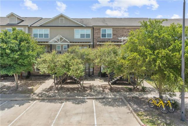 1725 Harvey Mitchell #1424, College Station, TX 77840 (MLS #18015578) :: RE/MAX 20/20