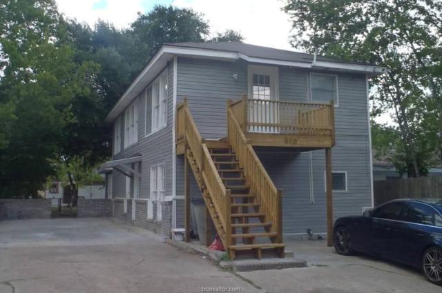910 Travis Street, Bryan, TX 77803 (MLS #18015602) :: The Lester Group