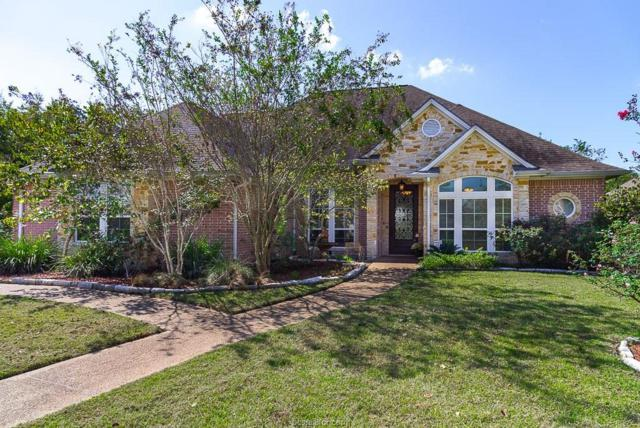 5204 Cascades Drive, College Station, TX 77845 (MLS #18015653) :: The Lester Group