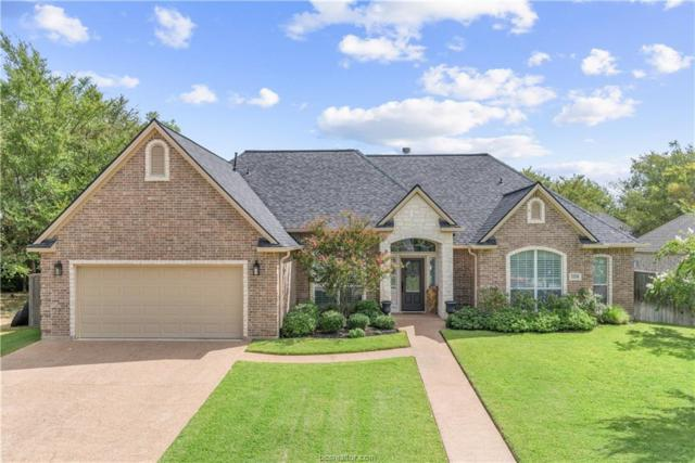 3208 Woodcrest Drive, Bryan, TX 77802 (MLS #18015706) :: The Shellenberger Team