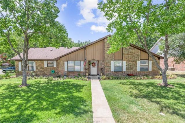 2602 Briar Oaks Drive, Bryan, TX 77802 (MLS #18015739) :: NextHome Realty Solutions BCS