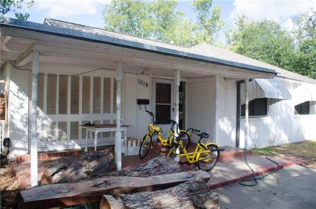 1019 Harrington, College Station, TX 77840 (MLS #18015742) :: Platinum Real Estate Group