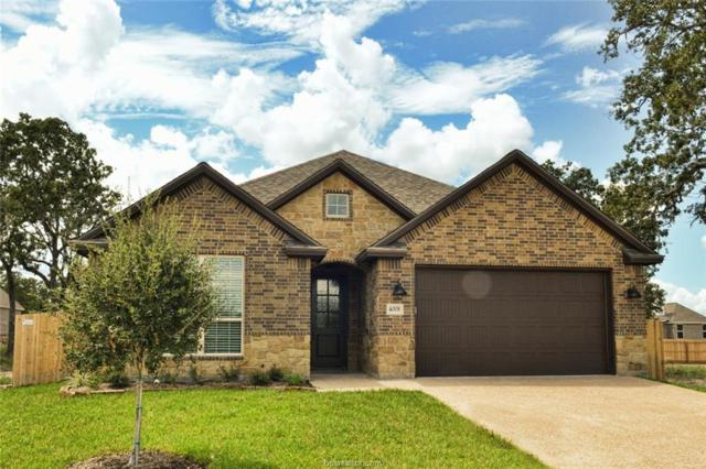 4008 Eskew Drive, College Station, TX 77845 (MLS #18015824) :: RE/MAX 20/20
