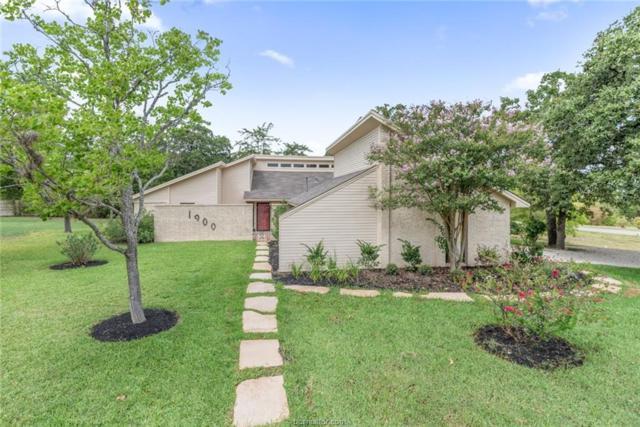 1900 Rockwood Drive, Bryan, TX 77807 (MLS #18015838) :: RE/MAX 20/20