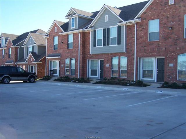 1001 Krenek Tap Road #1504, College Station, TX 77840 (MLS #18015929) :: The Lester Group