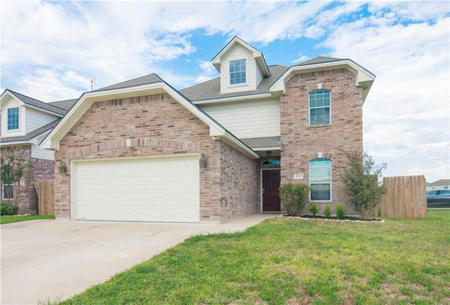 6917 Appomattox Drive, College Station, TX 77845 (MLS #18015933) :: NextHome Realty Solutions BCS