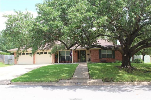 2315 Kent Street, Bryan, TX 77802 (MLS #18015947) :: The Lester Group