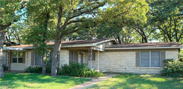 4205 Oaklawn Street, Bryan, TX 77801 (MLS #18016020) :: RE/MAX 20/20