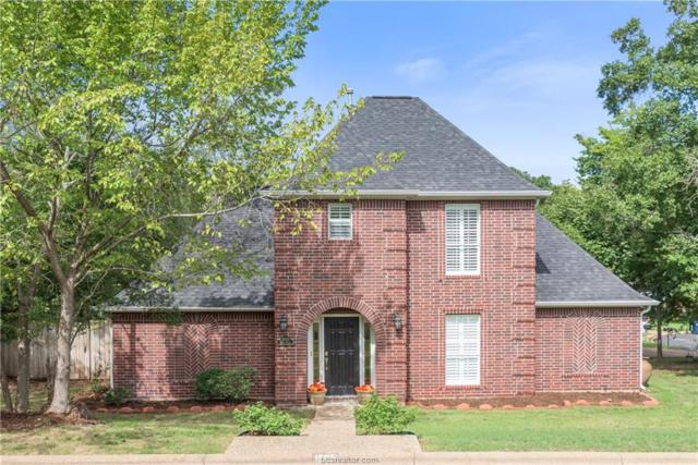 1805 Amber Ridge Drive, College Station, TX 77845 (MLS #18016050) :: NextHome Realty Solutions BCS