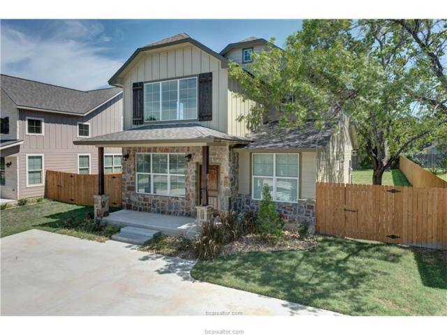 213 Helena Street, College Station, TX 77801 (MLS #18016085) :: RE/MAX 20/20