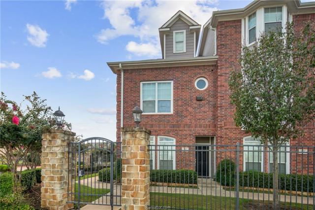 1198 Jones Butler Road #101, College Station, TX 77840 (MLS #18016162) :: Chapman Properties Group
