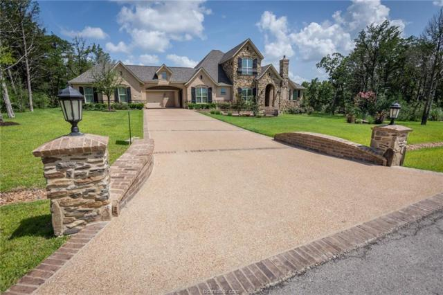 5365 Majestic Oaks Court, College Station, TX 77845 (MLS #18016170) :: Platinum Real Estate Group