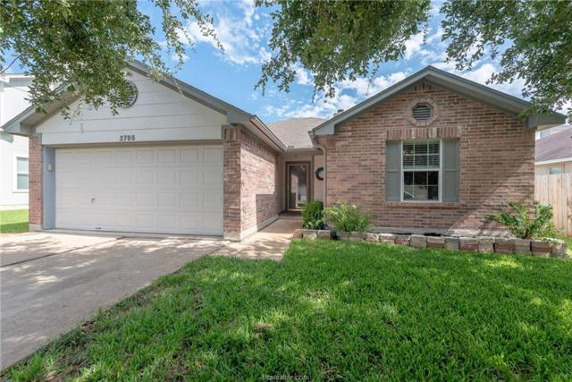 3705 Meadow View Drive, College Station, TX 77845 (MLS #18016335) :: The Lester Group
