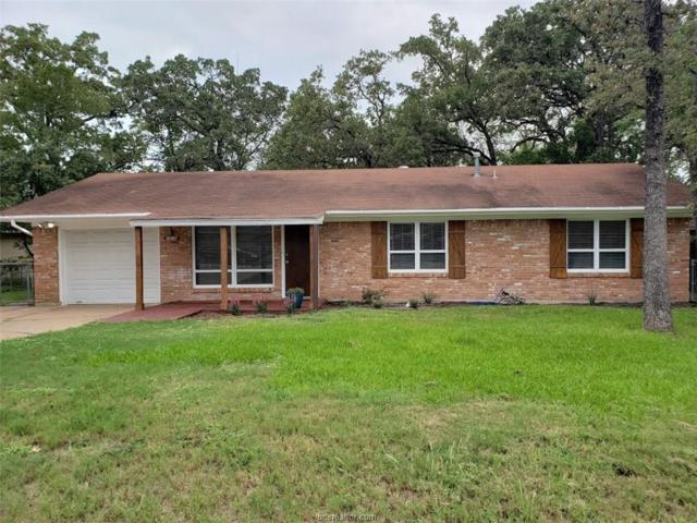2605 Wayside Drive, Bryan, TX 77802 (MLS #18016371) :: The Lester Group