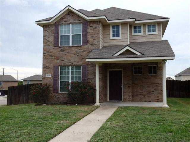 4101 Mcfarland Drive, College Station, TX 77845 (MLS #18016395) :: The Lester Group