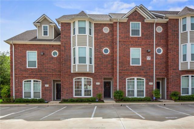 305 Holleman Drive #1702, College Station, TX 77840 (MLS #18016406) :: The Lester Group