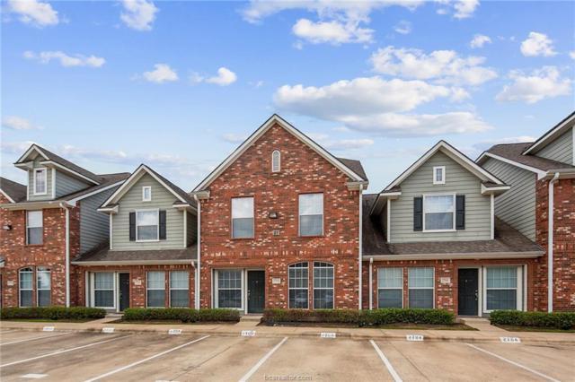 1001 Krenek Tap Road #2703, College Station, TX 77840 (MLS #18016411) :: The Lester Group