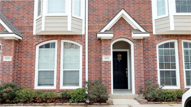 1198 Jones Butler Road #1904, College Station, TX 77840 (MLS #18016418) :: The Lester Group