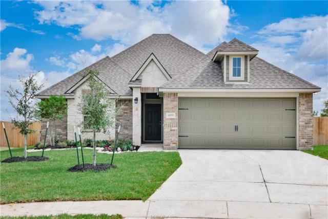 4109 Briles Court, College Station, TX 77845 (MLS #18016488) :: Chapman Properties Group