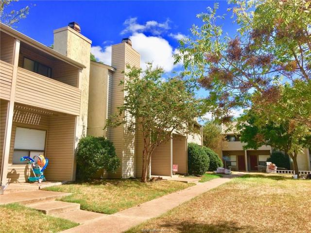 1902 Dartmouth Street M4, College Station, TX 77840 (MLS #18016574) :: Treehouse Real Estate