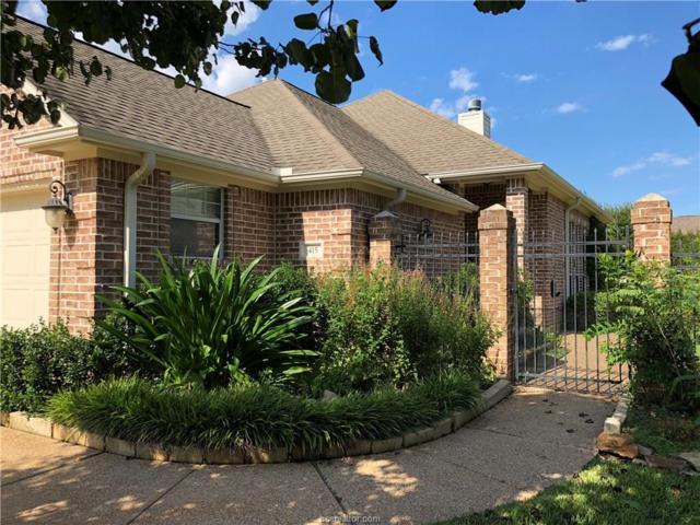 415 Rock Spring Court, College Station, TX 77845 (MLS #18016684) :: Chapman Properties Group