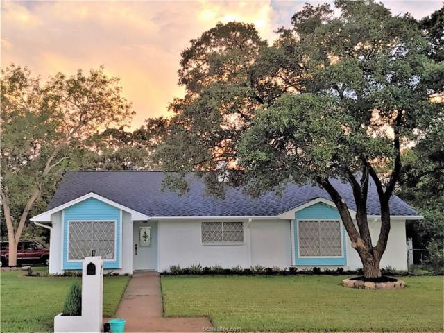 3801 Oak Hill Drive, Bryan, TX 77802 (MLS #18016696) :: The Lester Group