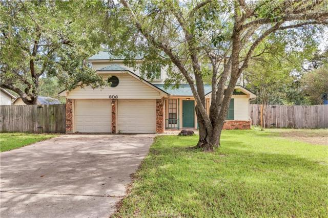 806 Val Verde Drive, College Station, TX 77845 (MLS #18016718) :: Platinum Real Estate Group