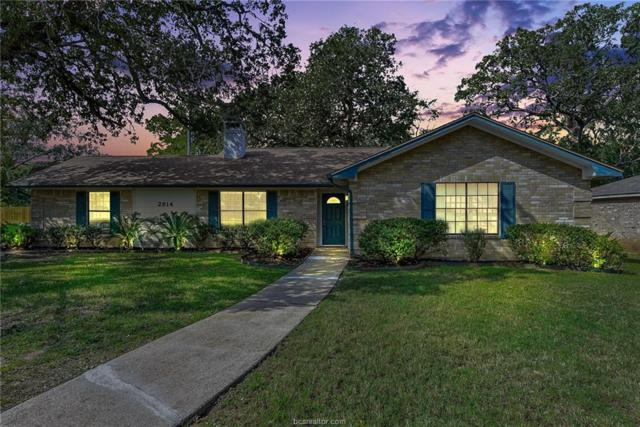 2814 Celinda, College Station, TX 77845 (MLS #18016723) :: Cherry Ruffino Team