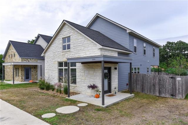 306 Elm Avenue, Bryan, TX 77801 (MLS #18016727) :: Chapman Properties Group