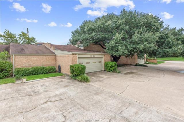 2922 Cherry Creek Circle, Bryan, TX 77802 (MLS #18016784) :: The Shellenberger Team