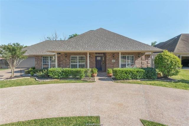 808 Pine Valley Drive, College Station, TX 77845 (MLS #18016799) :: Chapman Properties Group