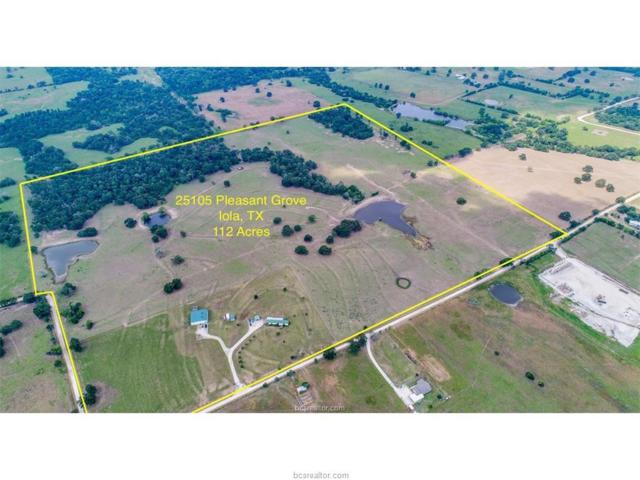 Lot 3 Pleasant Grove Rd, Iola, TX 77861 (MLS #18016803) :: Cherry Ruffino Team