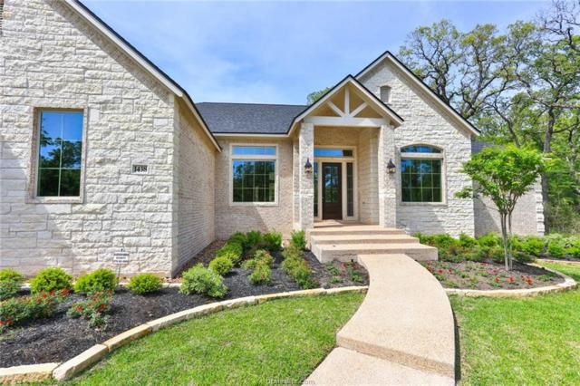 1438 Royal Adelade Drive, College Station, TX 77845 (MLS #18016842) :: The Lester Group