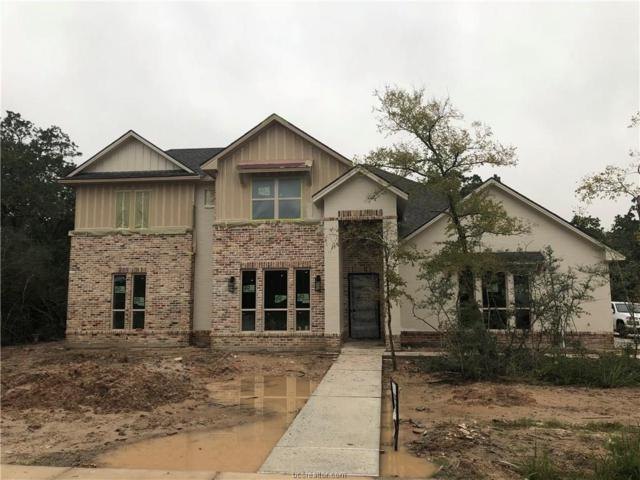 1221 Quarry Oaks Drive, College Station, TX 77845 (MLS #18016878) :: Chapman Properties Group