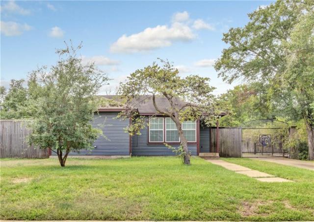 3806 Ridgewood Street, Bryan, TX 77801 (MLS #18016922) :: Treehouse Real Estate