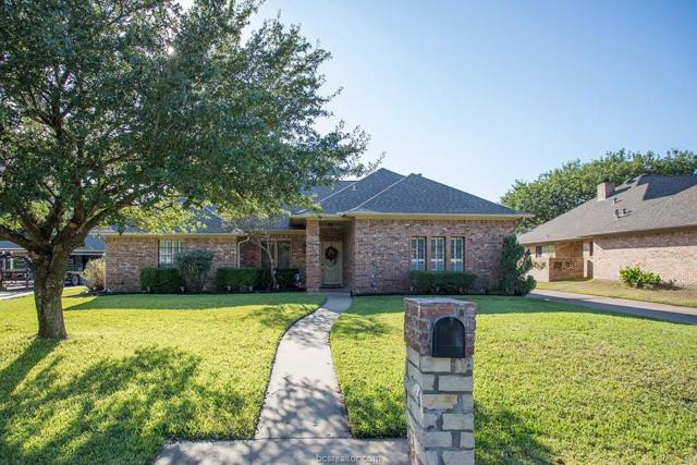 2216 E Briargate Drive, Bryan, TX 77802 (MLS #18018029) :: The Lester Group