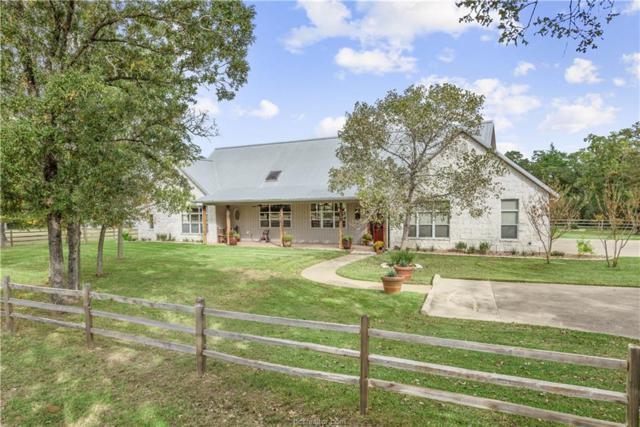 5475 Blue Ridge Drive, College Station, TX 77845 (MLS #18018063) :: Chapman Properties Group