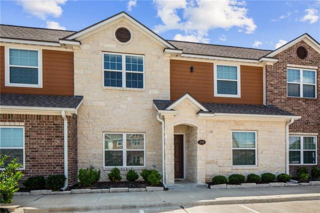 301 Southwest #304, College Station, TX 77840 (MLS #18018068) :: Treehouse Real Estate