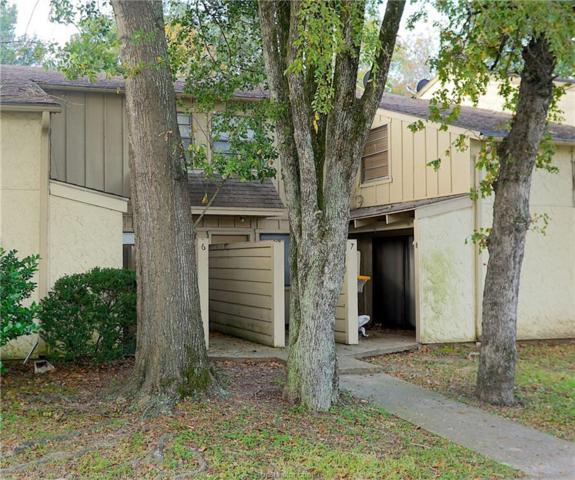 4403 Carter Creek #6, Bryan, TX 77802 (MLS #18018083) :: Treehouse Real Estate