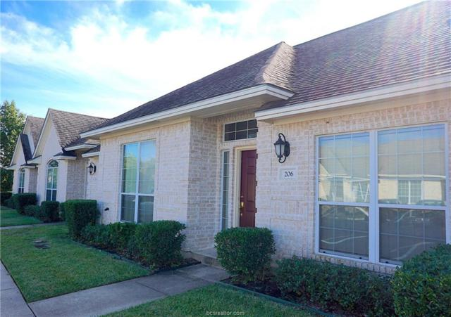 206 Fraternity, College Station, TX 77845 (MLS #18018086) :: Treehouse Real Estate