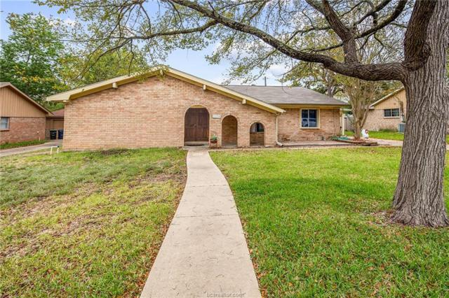 1114 Merry Oaks Drive, College Station, TX 77840 (MLS #18018217) :: The Lester Group