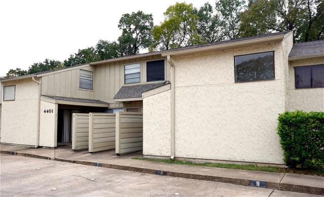 4401 Carter Creek #2, Bryan, TX 77802 (MLS #18018384) :: Chapman Properties Group