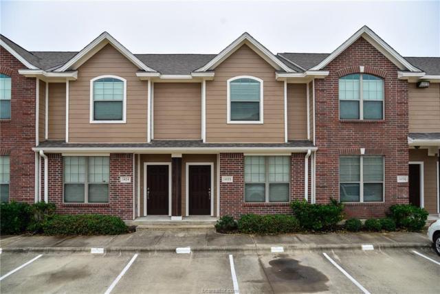 1000 Spring Loop #1405, College Station, TX 77840 (MLS #18018388) :: Chapman Properties Group