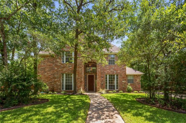 1704 Amber Ridge Drive, College Station, TX 77845 (MLS #18018454) :: Cherry Ruffino Team