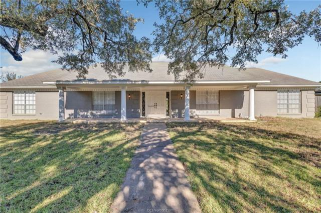 1406 E 31st Street, Bryan, TX 77802 (MLS #18018521) :: Chapman Properties Group